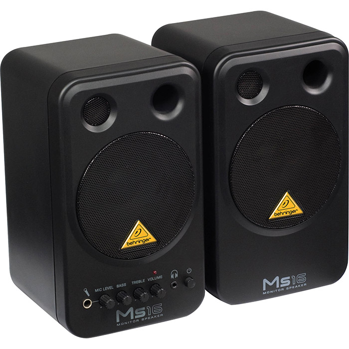 Monitores MS-16