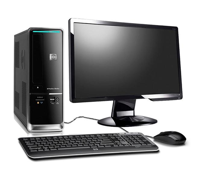 Computadoras:  Core I3, Core I5, Core I7