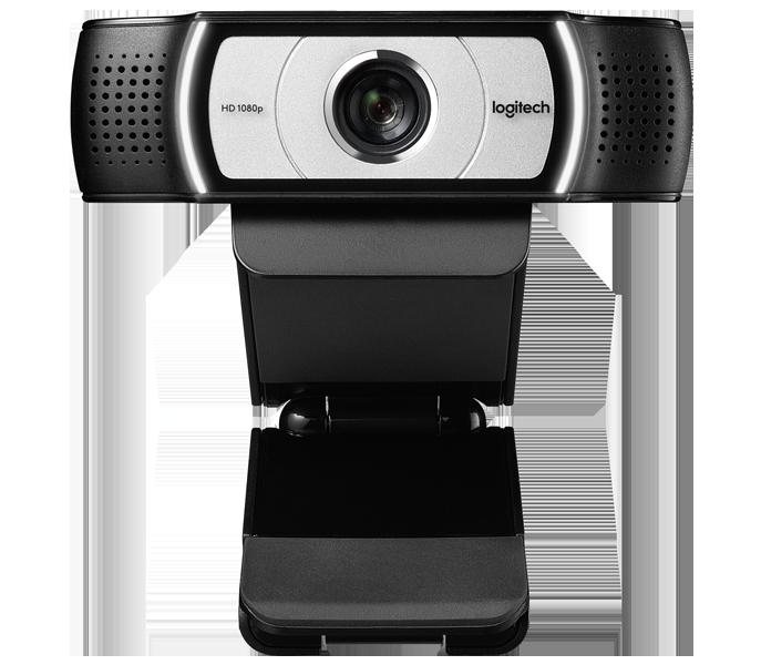 CAMARA WebCam LOGITECH HD 1080P